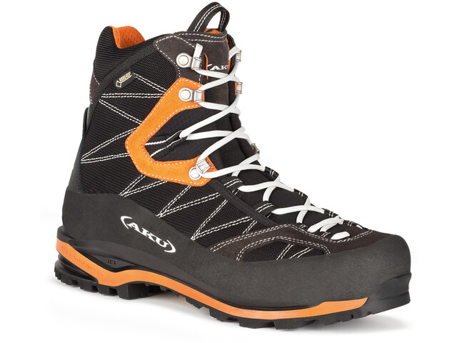 AKU Tengu GTX Shoes Herren black-orange
